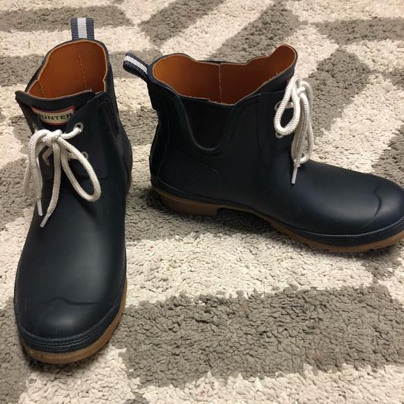 d592fe7f5 Hunter Shoes | Womens Original Sissinghurst Pull On Boots | Poshmark